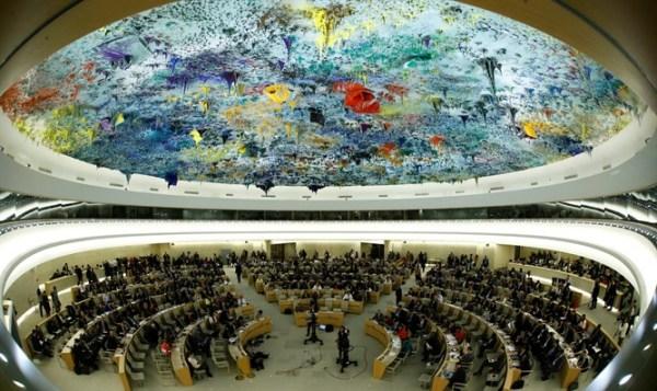 Beda Pendapat, AS Berencana Keluar dari UNHRC