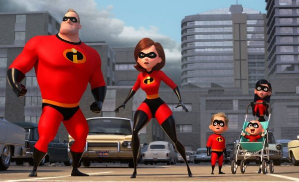 Setelah 14 Tahun, The Incredibles 2 Pecahkan Rekor Box Office Film Animasi