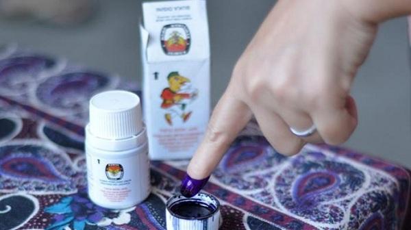 Cara Ini Bisa Bantu Hilangkan Tinta Ungu Usai Mencoblos