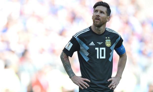 Cerita Lionel Messi, Dipuja Juga Dianggap Pemberontak Argentina