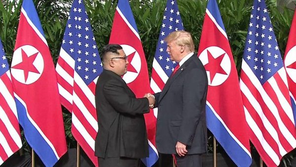 sentimen Trump-Kim terhadap ekonomi dunia