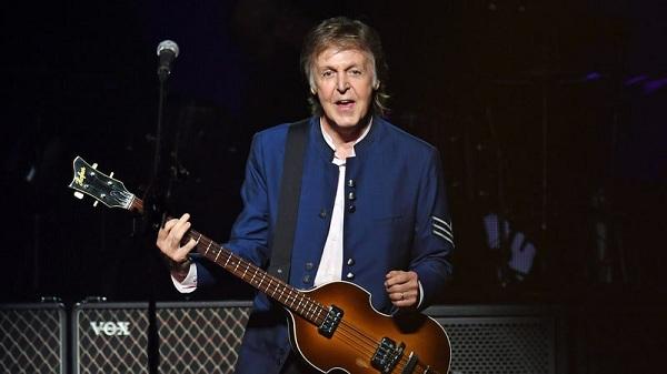 Usai Vakum, Paul McCartney Kembali Rilis Album Baru