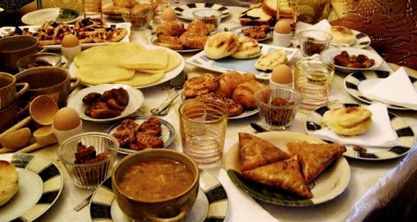 menu khas ramadhan