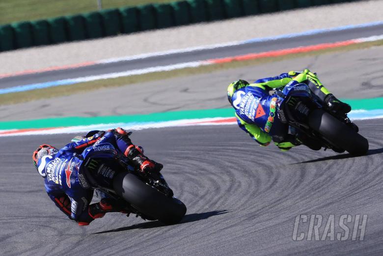 Rossi dan Vinales Siap Bawa Yamaha Kembali Juara