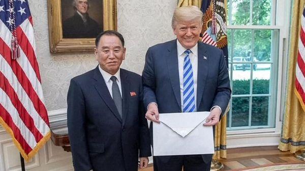 Seperti Rencana Awal, Trump dan Kim Jong-un Akan Bertemu 12 Juni