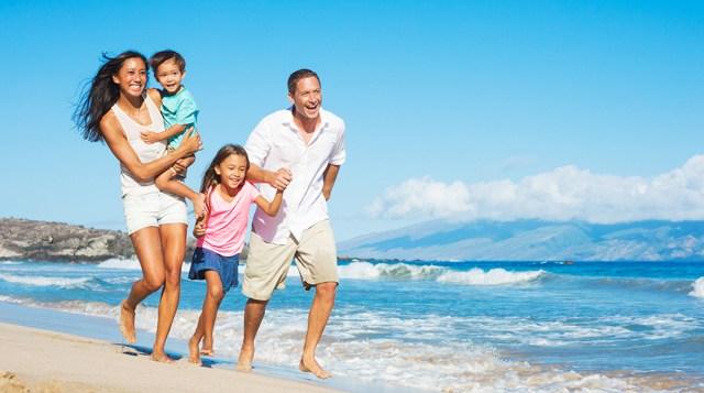 Tips Liburan Seru Bersama keluarga