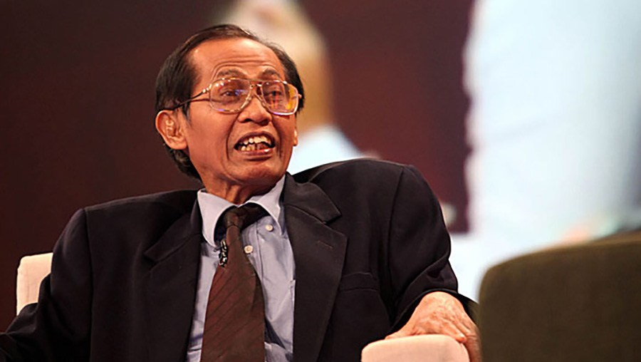 Hakim Tanpa Saraf Takut
