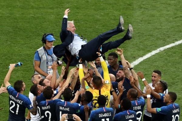 Cara Perancis Mengapresiasi Atlet yang Sudah Mengharumkan Negara