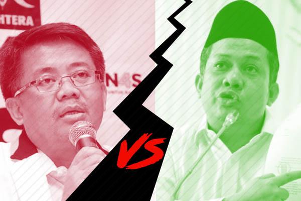Laporkan Presiden PKS, Fahri Hamzah: Bakal Ada yang Jadi Tersangka