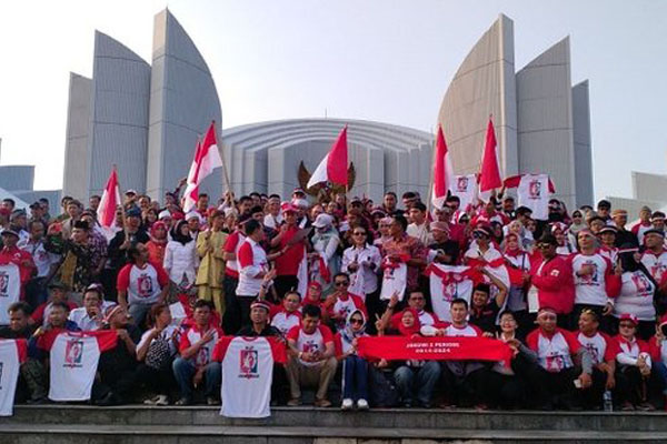 Gerakan Tagar Jokowi 2 Periode