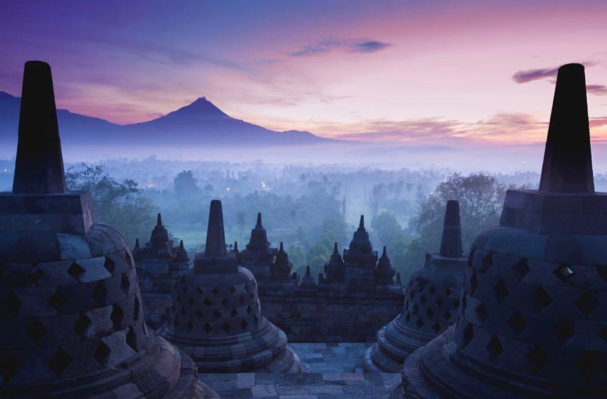 Travel and Leisure Nobatkan Pulau Jawa Terbaik di Dunia
