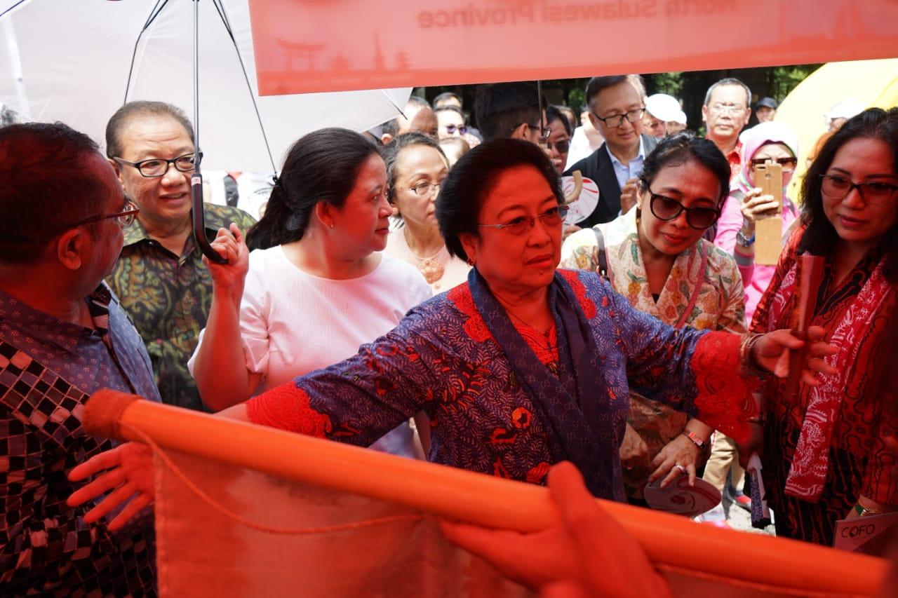 Megawati dan Puspayoga Hadiri Festival Indonesia 2018 di Tokyo