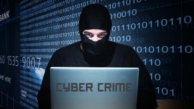 Ilustrasi ancaman siber
