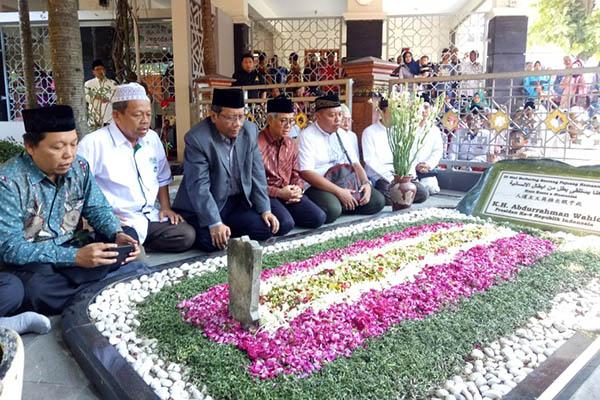 Mengakar Kuat di NU, Mahfud MD Didukung Ulama NU Jadi Cawapres Jokowi