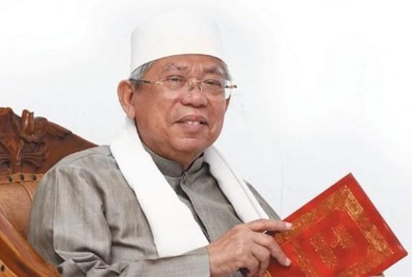 KH Maruf Amin Masuk Bursa Cawapres Kubu Joko Widodo