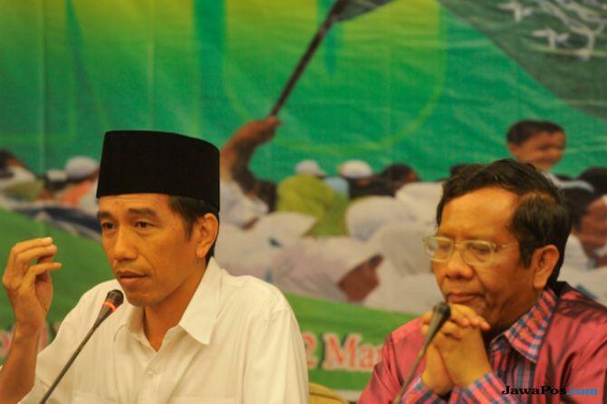 LSI: Jokowi Akan Mudah Perkuat NKRI dan Pancasila Jika Mahfud MD Cawapres