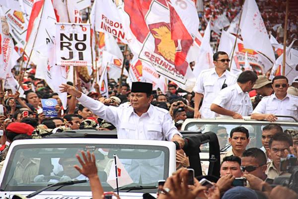 Terbanyak Daftarkan Eks Napi Korupsi, Partai Gerindra Tempati Posisi Teratas