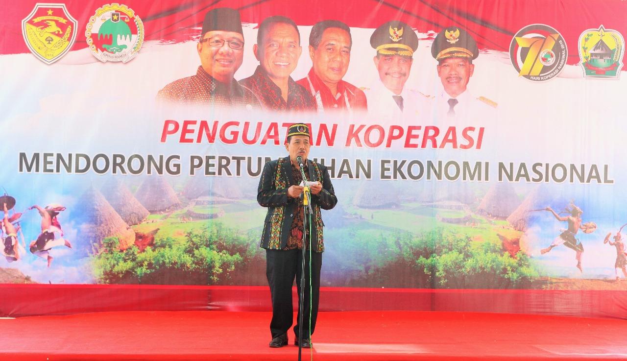 Kemenkop dan UKM: Koperasi Berhasil Dorong Kemajuan Ekonomi di NTT