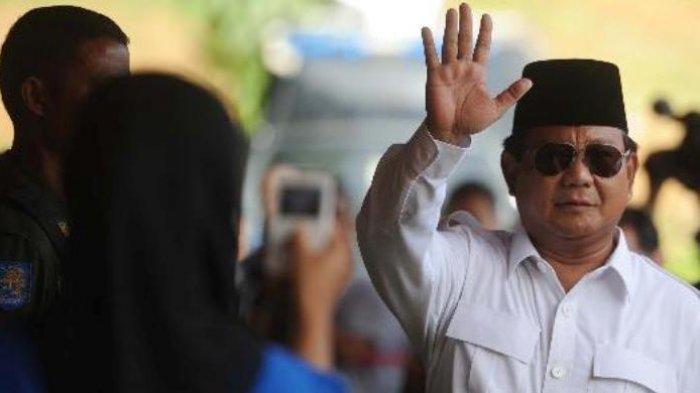 Prabowo menyerahkan keputusan pada koalisi