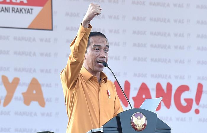 SMRC: Jokowi Tempati Posisi Teratas Kualitas Personal Tokoh di Pilpres 2019
