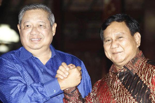 SBY Terbaring Sakit, Pertemuan dengan Prabowo Gagal Terlaksana