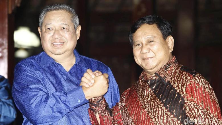 Demokrat Umbar Pertemuan SBY dan Prabowo Akan Penuh Kejutan
