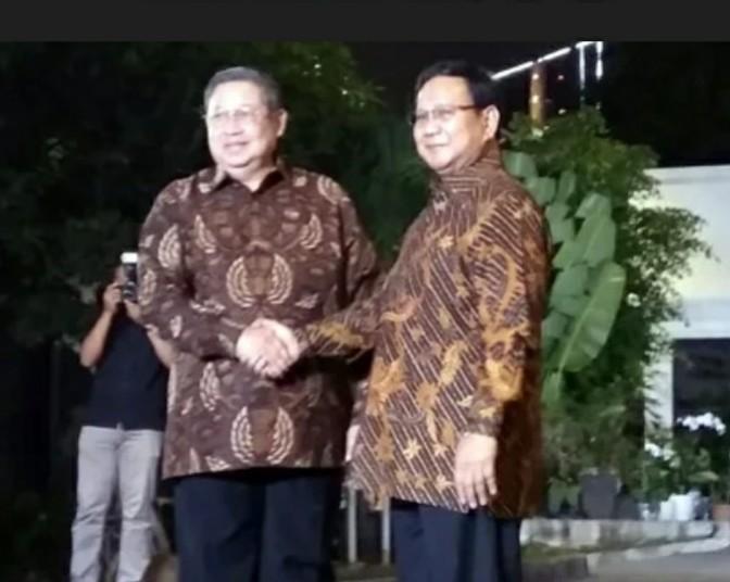 SBY Ungkap Alasan Partai Demokrat Gagal Bergabung ke Jokowi