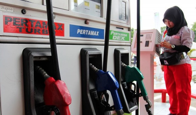 Pertamina Sesuaikan Harga BBM Non Subsidi