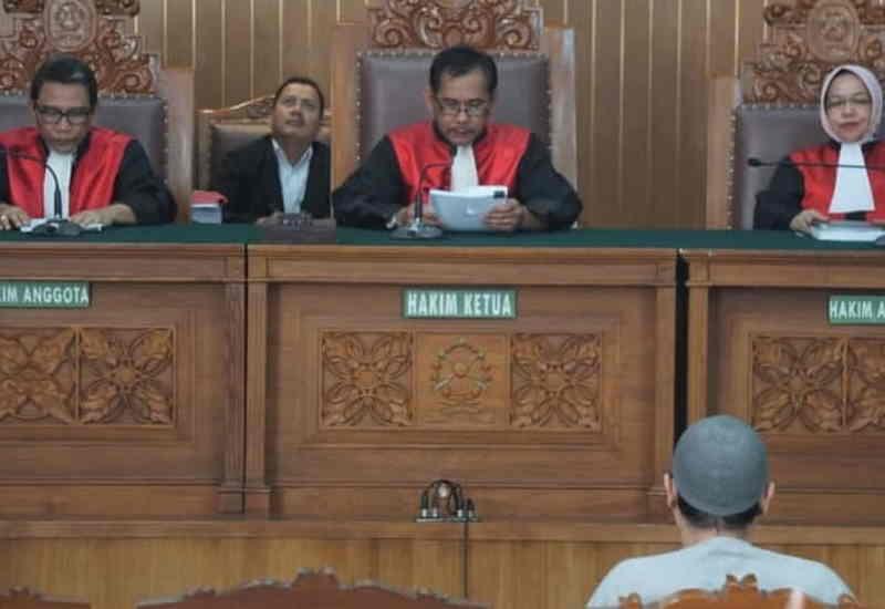 PN Jaksel Tetapkan JAD sebagai Organisasi Terlarang