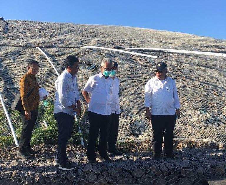 TPA Regional Sarbagita Suwung akan Menjadi Proyek Percontohan Pengolahan Sampah Menjadi Energi