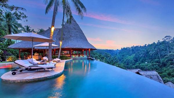 Bali Peringkat 7 dari 10 Destinasi Wisata Favorit di Dunia