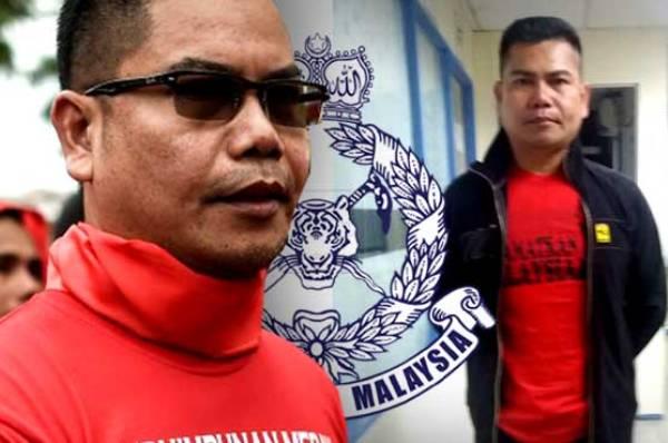 politikus UMNO buronan Malaysia