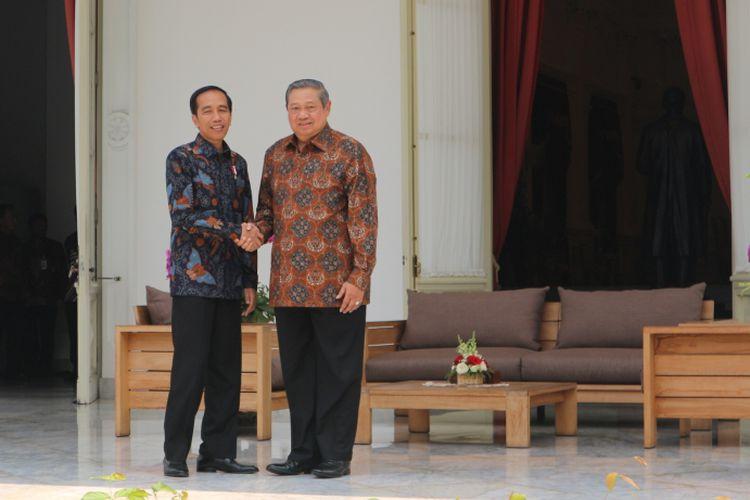 Partai Demokrat Mulai Menimbang Opsi Mendukung Jokowi