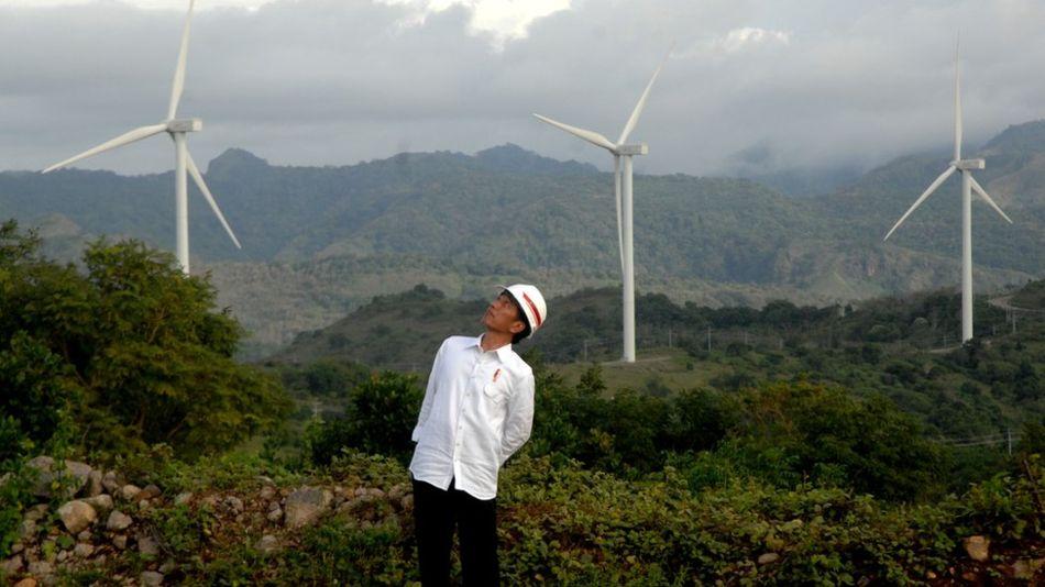 Presiden: Penggunaan Energi Baru Terbarukan Bisa Hemat APBN