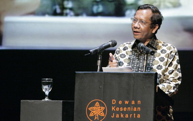 Tokoh Muhammadiyah dan Banser Dukung Mahfud MD sebagai Cawapres Jokowi