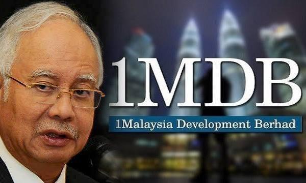 Tiga Penyidik 1MDB Digugat Najib Razak