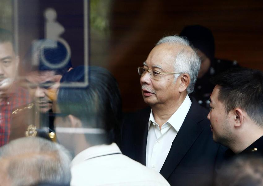 Intelijen Malaysia Minta CIA Menangkan Najib