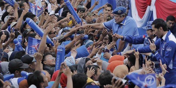 Sigi LIPI: 45,8% Pemilih PAN dan 53,3 Pemilih Demokrat Ingin Jokowi Dua Periode