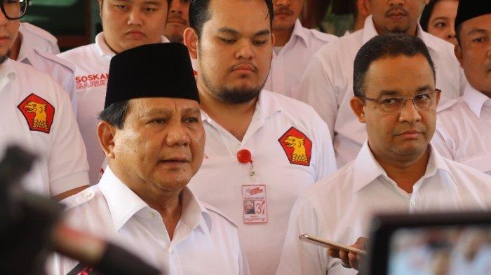 Partai Gerindra Tutup Kemungkinan Anies Jadi Capres 2019