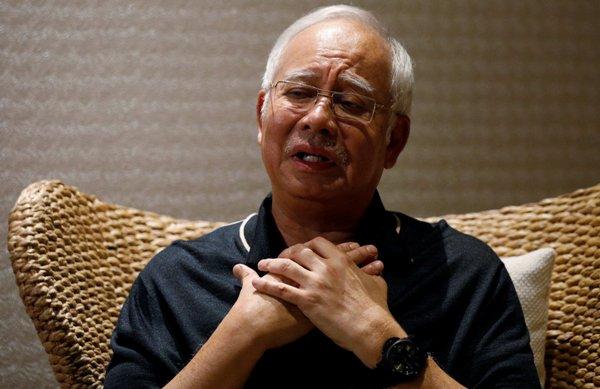 Najib Minta Maaf pada Rakyat Malaysia