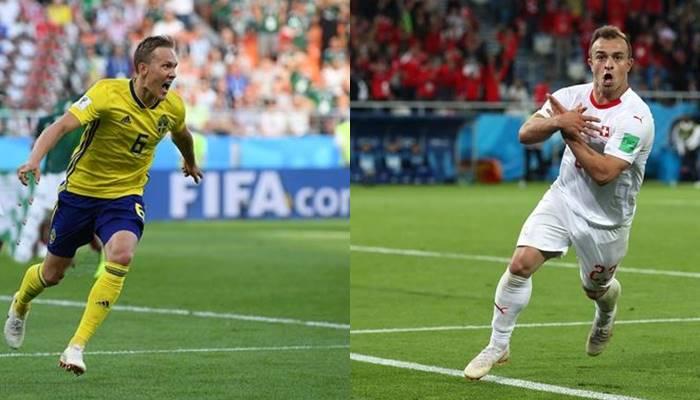 Swedia vs Swiss: Duel Para Kuda Hitam