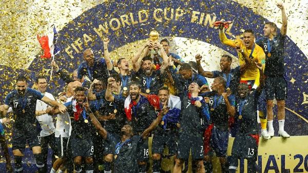 Dibalik Kesuksesan Menjuarai Piala Dunia 2018, Terdapat 7 Pemain Muslim di Timnas Prancis