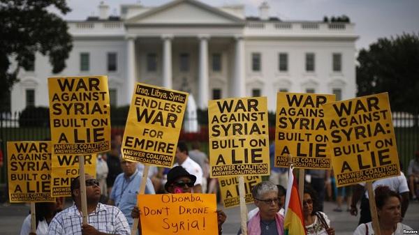 Menurut Survei, Kebanyakan Warga Amerika Serikat Menolak Perang dengan Iran