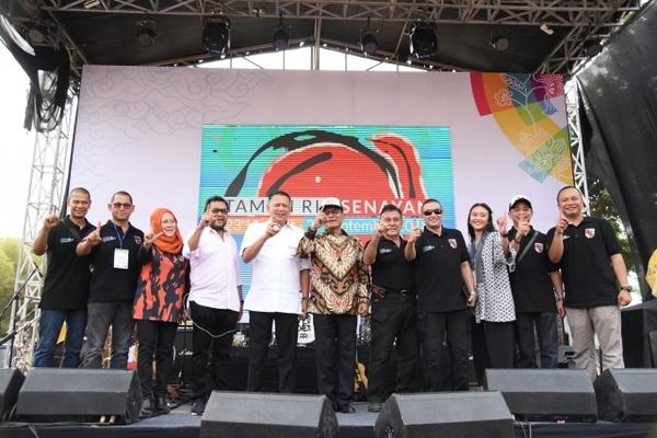 Festival Kuliner Dukung Promosi Indonesia pada Ajang Asian Games