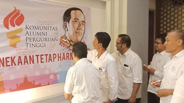 #2019TetapJokowi#: Deklarasi KAPT Bali Dukung Jokowi Dua Periode