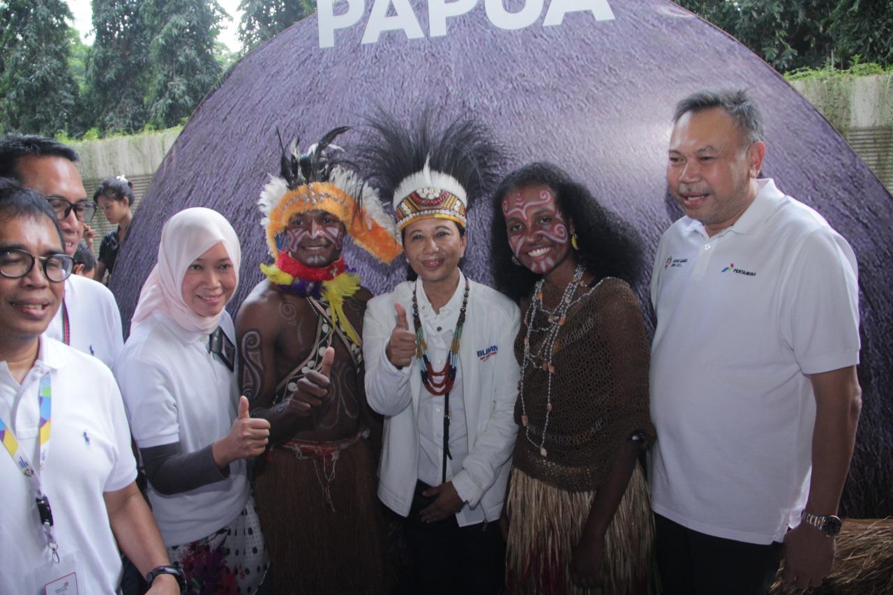 Pertamina Ajak Siswa SMA Seluruh Indonesia Mengenal Budaya Nusantara
