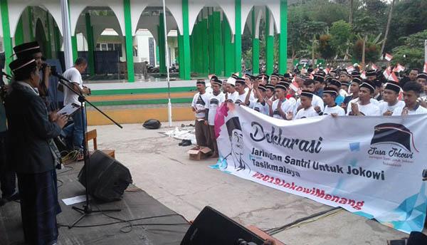 Jaringan Santri untuk Jokowi