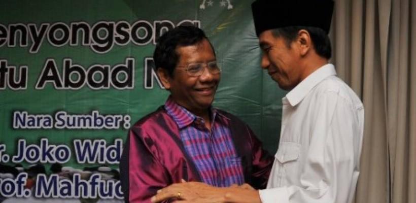 Politikus Gerindra Mendukung Mahfud MD Jadi Cawapres Jokowi, Kok Bisa?