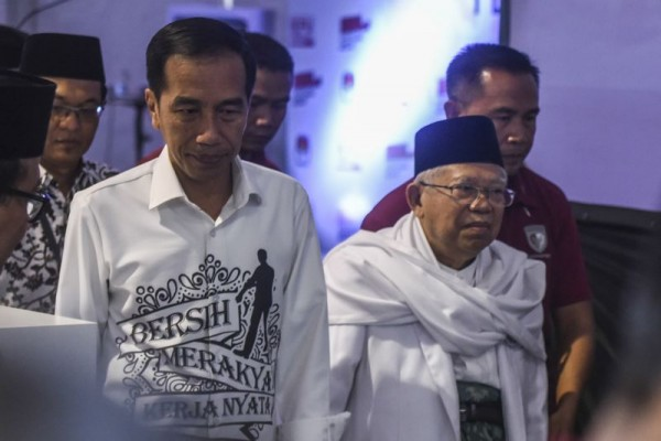 Jokowi Meminta Agar Perhelatan Pemilu 2019 Tak Mengganggu Persatuan dan Kesatuan