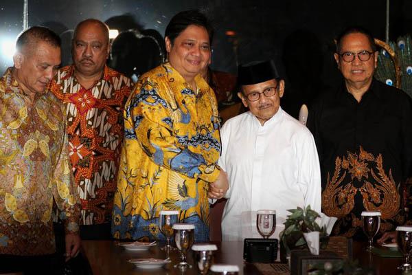 Golkar Dukung Jokowi